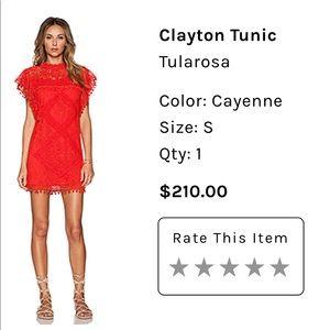 Tularosa Clayton Tunic
